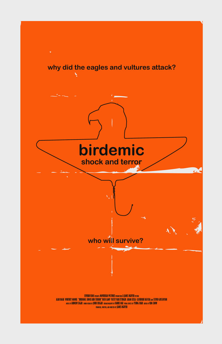 Writerly Thoughts on Birdemic: Shock and Terror