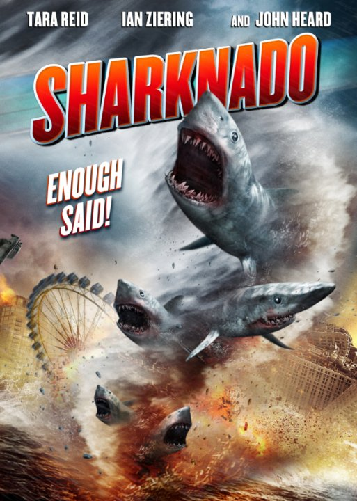 Writerly Thoughts on SHARKNADO
