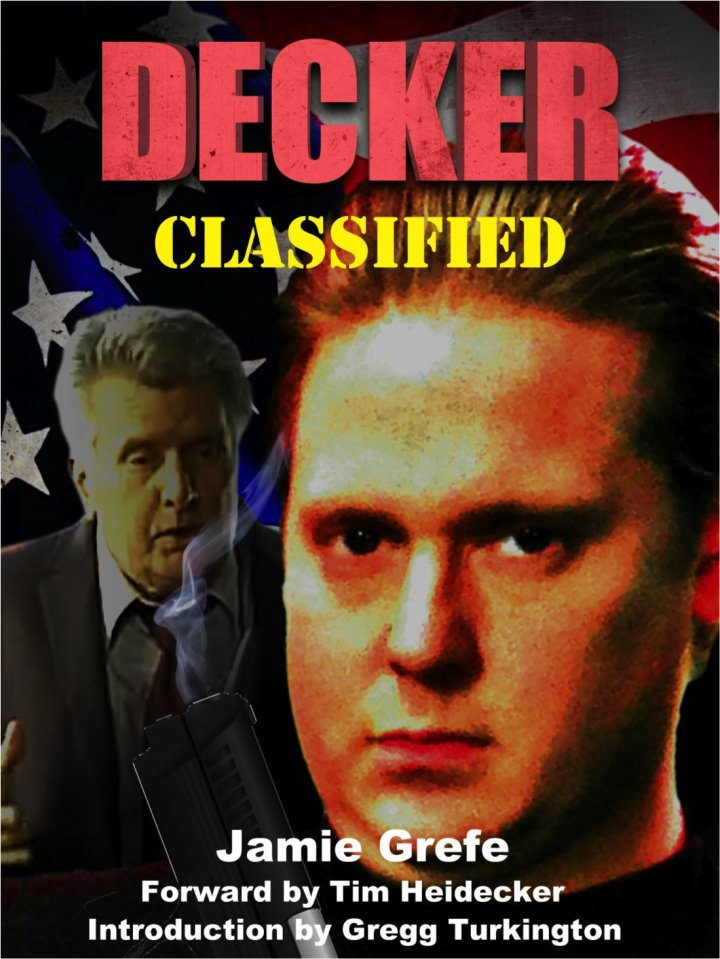 DECKER: CLASSIFIED is now available for purchase!