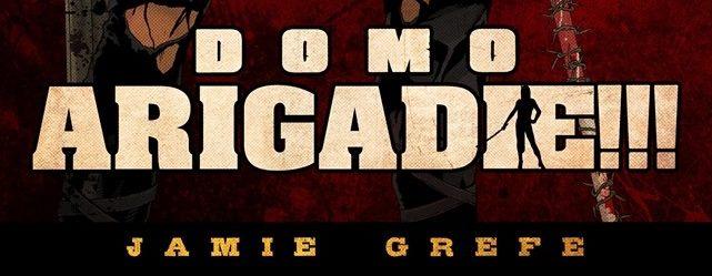Domo Arigadie!!! Grefe Book