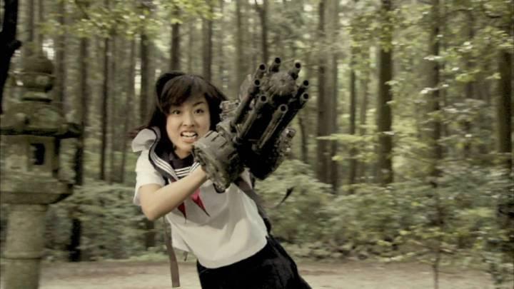 Domo ArigaDIE!!! – Day 25 – Video Curation: The Machine Girl (Noboru Iguchi) (#DomoArigaDIE!!!)