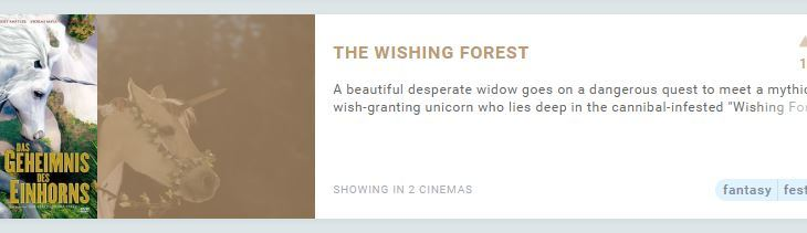 The Wishing Forest theater South Africa
