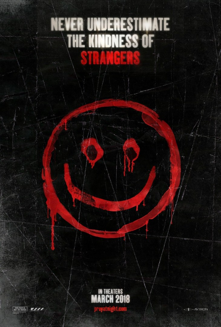 Strangers: Prey at Night poster
