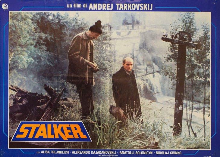 Stalker (1979) Poster