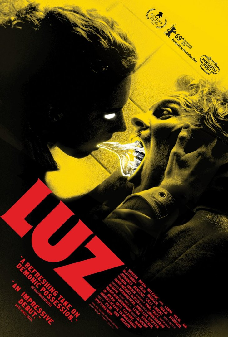 Luz Theatrical Poster